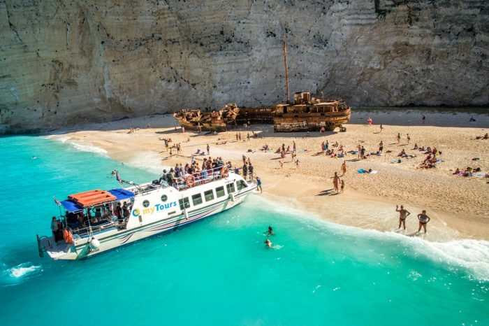 Shipwreck-Blue Caves-Xigia Beach